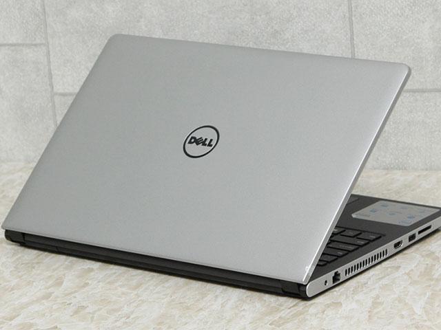 Dell Inspiron 5559 thiết kế sang trọng, kích thước nhỏ gọn
