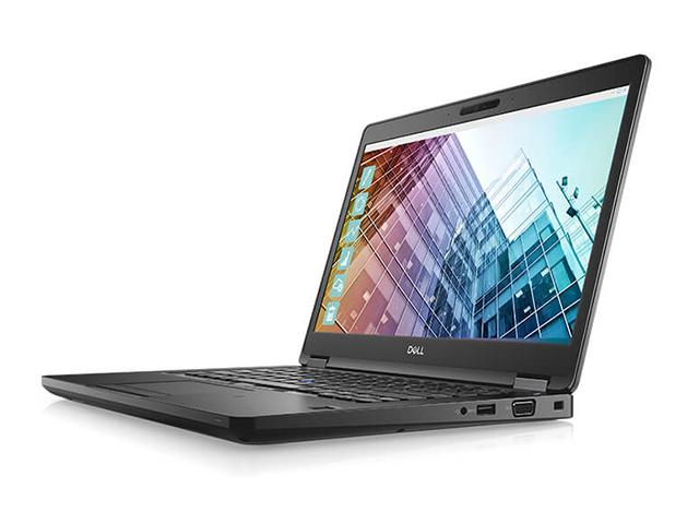 Dell Latitude 5491 với dung lượng pin ưu việt