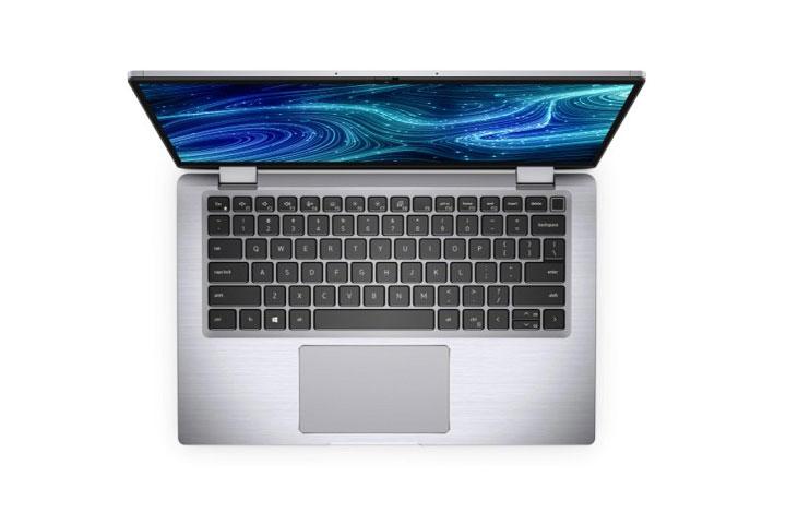 Thiết kế bàn phím đặc biêt của Dell Latitude 7520