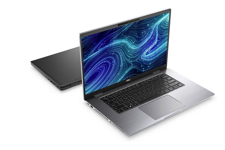 Dell Latitude 7520 với thiết kế sang trọng