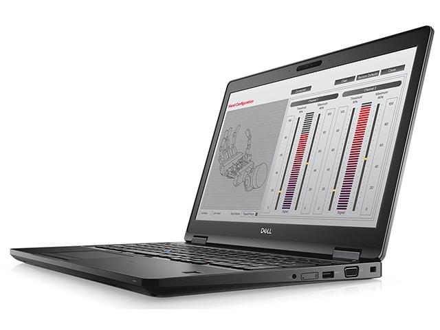 Dell Precision 3530 với thiết kế thông minh cũng những tính năng ưu việt nhất