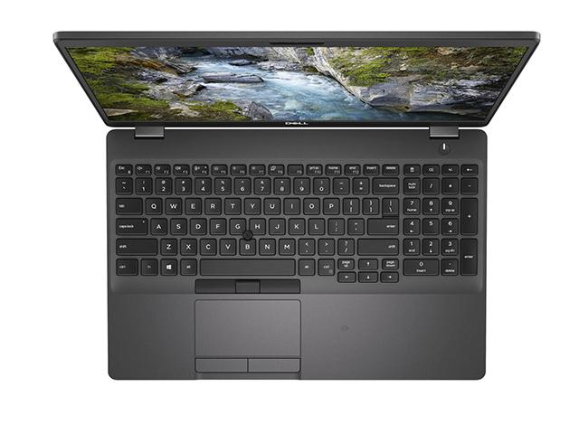 Dòng máy Dell Precision 3541 được trang bị nhiều tính năng thông minh