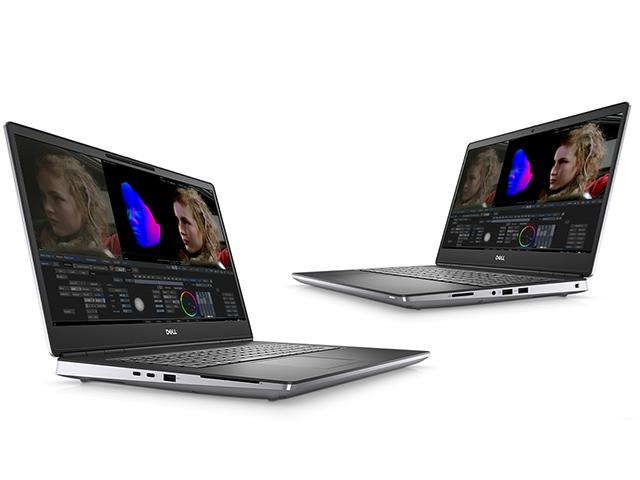 Dell Precision 7550 được tích hợp và cải tiến hiệu năng hoạt động