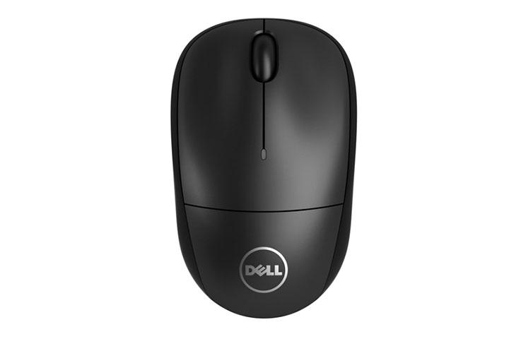 Dell Wireless Mouse-WM126 – Black với thiết kế nhỏ gọn