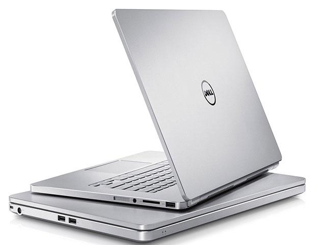 Dell XPS vói thiết kế đẹp mắt, sang trọng