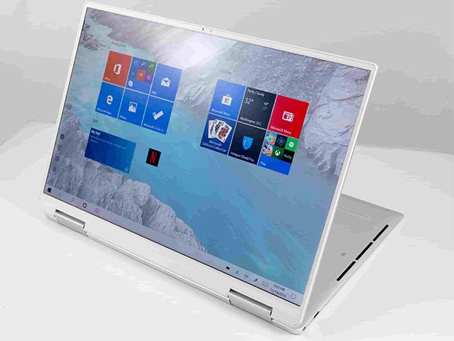 Dell XPS 13 2-in-1 7390 với nhiều tính năng thông minh