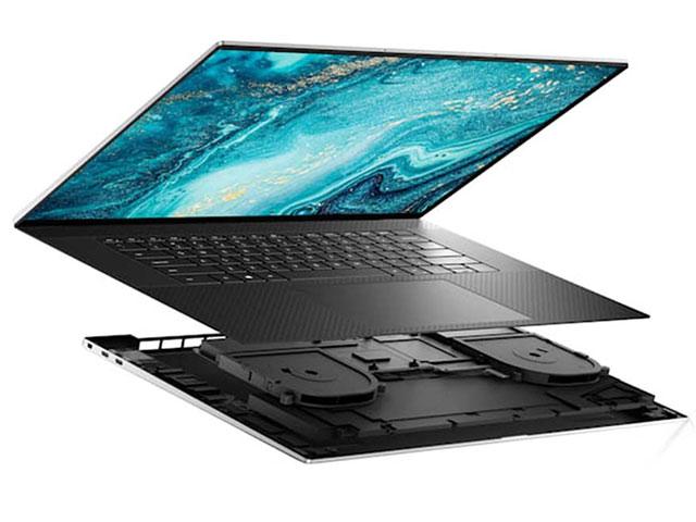 Dell XPS 15 Tiger Lake-H45 nâng cấp cấu hình mạnh mẽ
