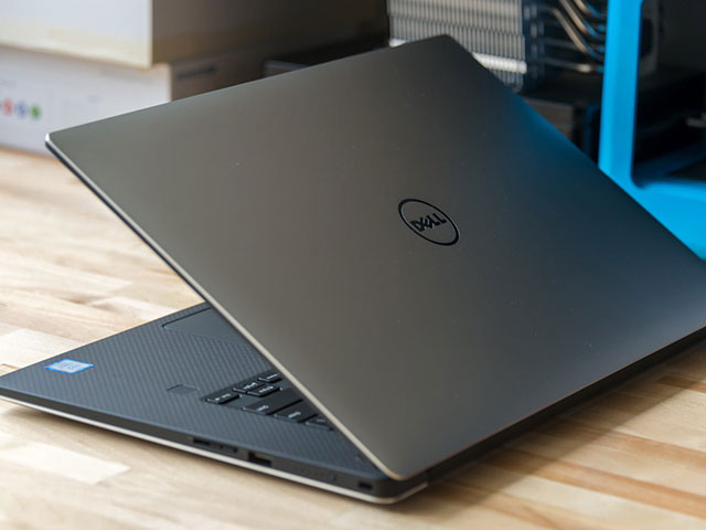 Dell XPS 15 với thiết kế đẹp mắt, trọng lượng nhẹ