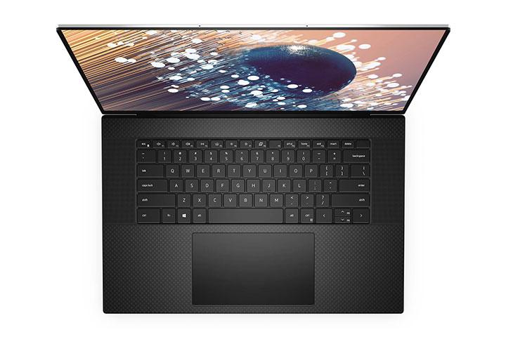 Ưu điểm trong thiết kế của laptop Dell XPS 17 9700