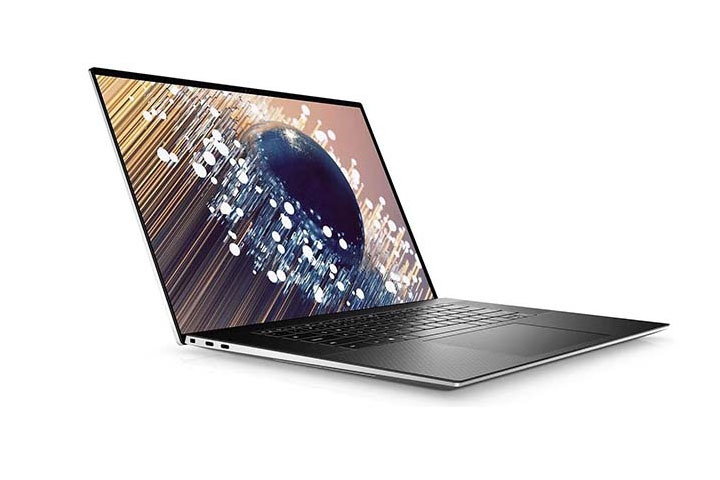 Laptop Dell XPS 17 9700 chinh hang, gia tot