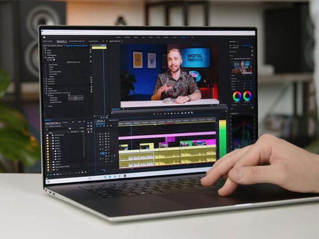Dell XPS 17 Tiger Lake-H45 với nhiều ưu điểm nổi bật trong cấu hình