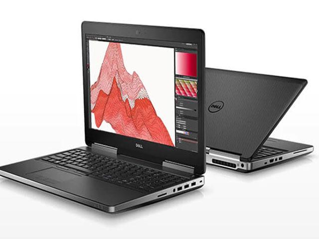 Laptop Dell Precision 7520 với cấu hình mạnh mẽ