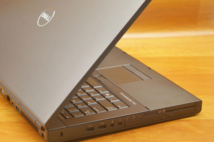 Laptop Dell Precision M6800 với sự cải tiến về công nghệ