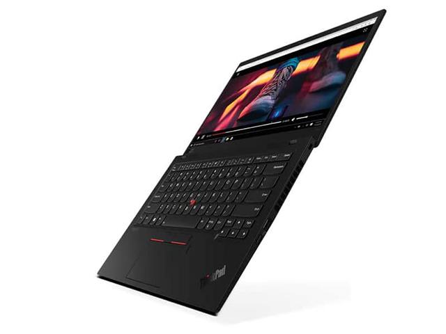 Lenovo ThinkPad X1 Carbon Gen 8 sở hữu thiết kế gọn nhẹ