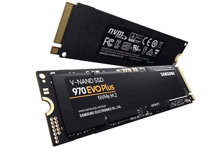 Ưu điểm của SSD Samsung 970 EVO Plus