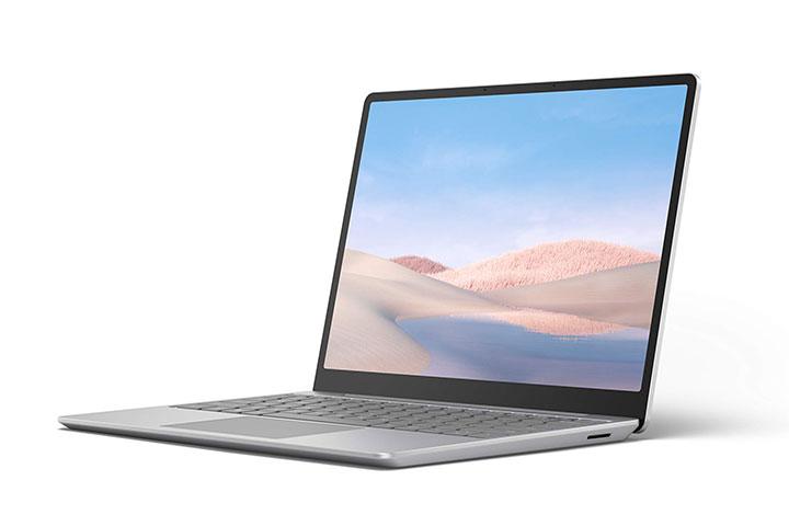 Ưu điểm của Surface Laptop Go  Màu Platinum
