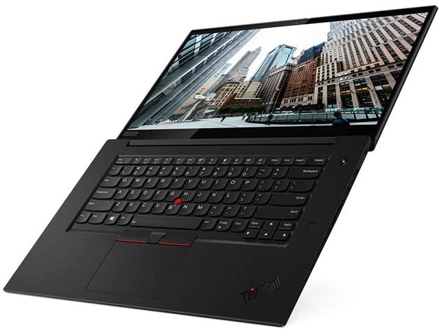 Laptop X1 Extreme Gen 1 với thiết kế đẹp mắt