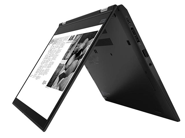 ThinkPad X13 Yoga 2-in-1 hỗ trợ kết nối đa cổng thông minh