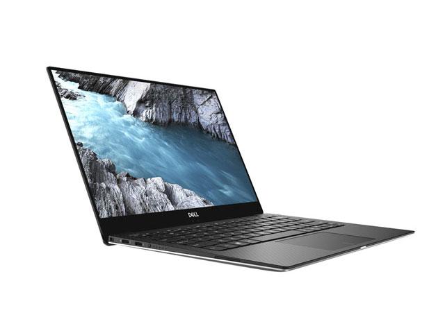 Laptop Dell XPS 13 9370 với thiết kế viền mỏng đẹp mắt
