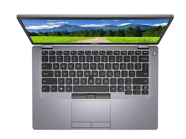 Vẻ đẹp của Dell Latitude 5410 trong thiết kế
