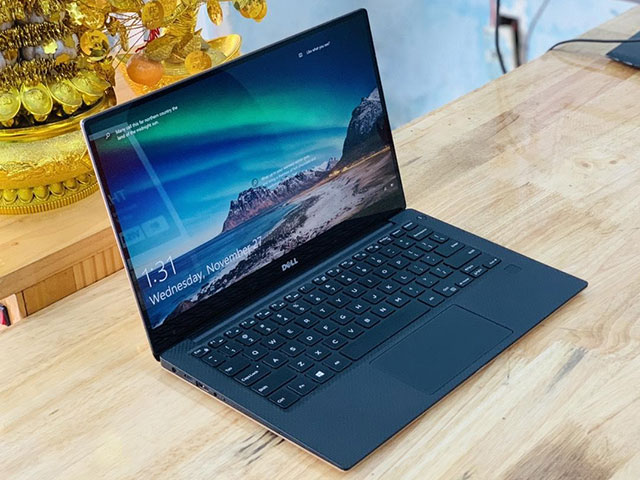 Laptop Dell XPS chính hãng, thiết kế đẹp mắt