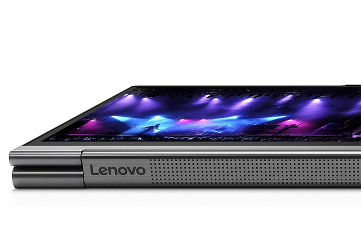 Ưu điểm trong thiết kế của lenovo Yoga c940