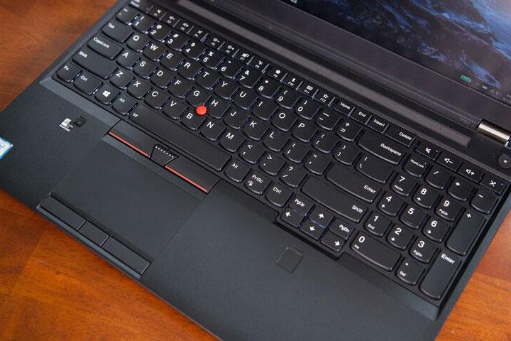 Lenovo Thinkpad P51 hỗ trợ kết nối đa dạng cổng