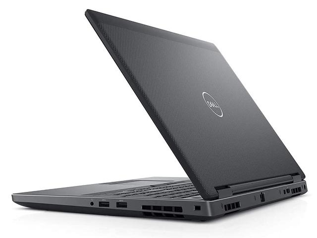 Khả năng bảo mật dữ liệu của Dell Precision 7540 vượt trội