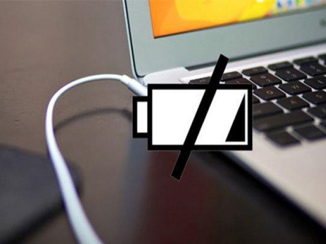 Khắc phục lỗi laptop dell sạc pin không vào điện hiệu quả