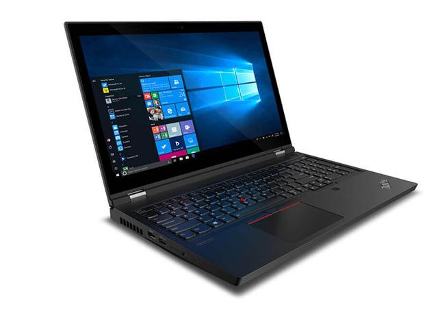 Lenovo ThinkPad P15 với thiết kế gọn nhẹ